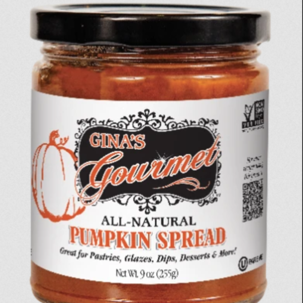 Gina's Gourmet Fruit Spreads | All-Natural