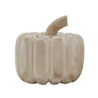 Creative Co-Op Pumpkins | Paulownia Wood
