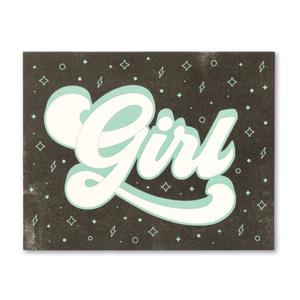 Compendium Card   Appreciation   Girl