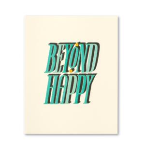 Compendium Card | Baby | Beyond Happy