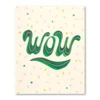Compendium Card | Thanks | Wow