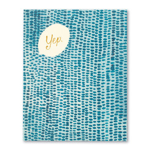Compendium Card | Anniversary | Yep
