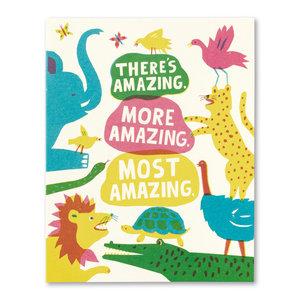 Compendium Card | Encouragement | More Amazing