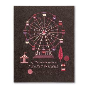 Compendium Card | Friendship | World Ferris Wheel