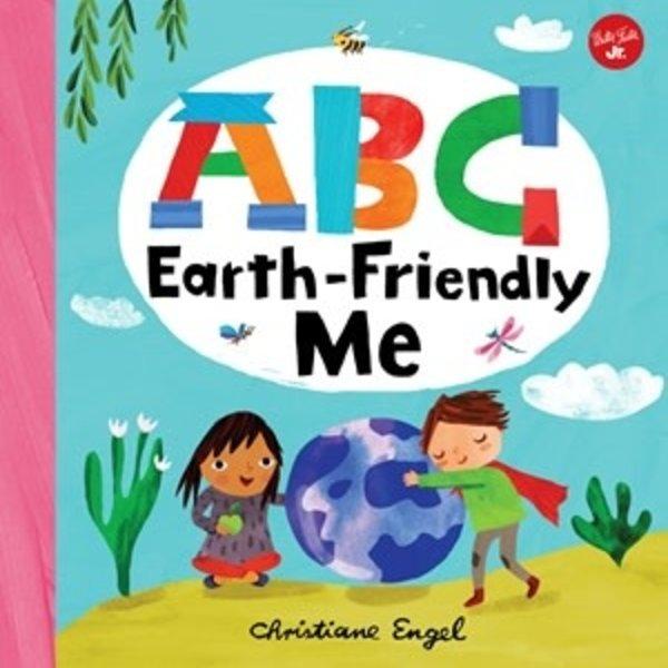 Quarto USA Board Book | ABC Earth-Friendly Me