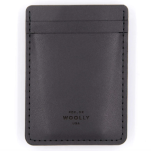 Woolly Made Wallets | Money Clip