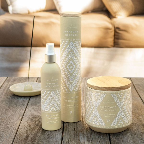 Skeem Body Spray | Palo Santo Citronella
