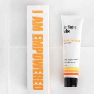 Infinite She Hand Creams | Ultra Lush