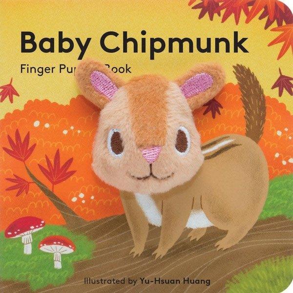 Chronicle Books Board Books | Finger Puppet