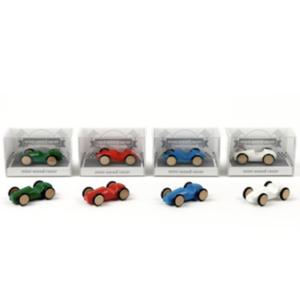 Beyond 123 Toy | Mini Wood Racers