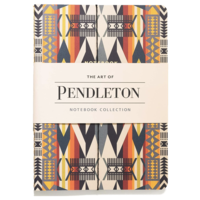 Chronicle Books Book|Lined Journal|Art of Pendleton Notebook Collection
