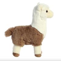 Aurora Toy | Eco Plush Animal | Alpaca