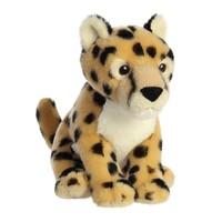Aurora Toy | Eco Plush Animal | Cheetah