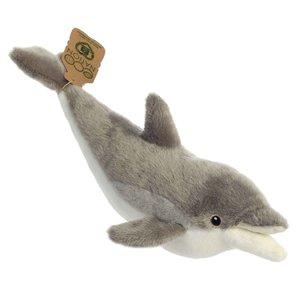 Aurora Toy | Eco Plush Animal | Dolphin