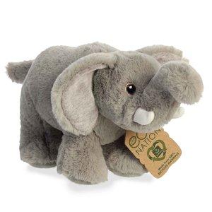 Aurora Toy | Eco Plush Animal | Elephant