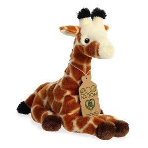 Aurora Toy | Eco Plush Animal | Giraffe
