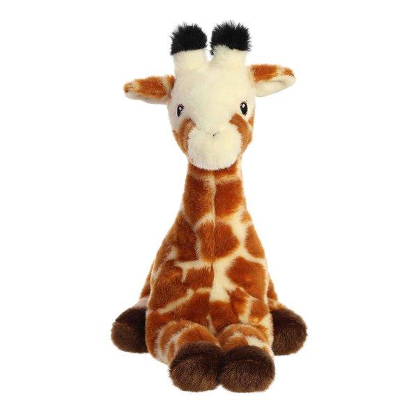 Aurora Toy   Eco Plush Animal   Giraffe