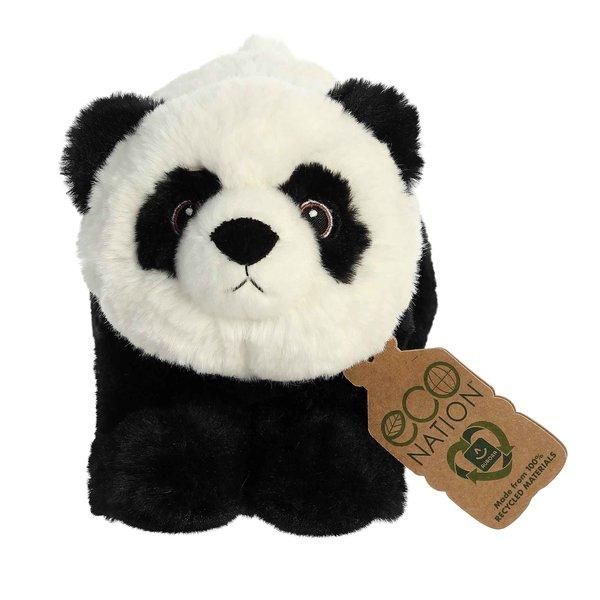 Aurora Toy | Eco Plush Animal | Panda