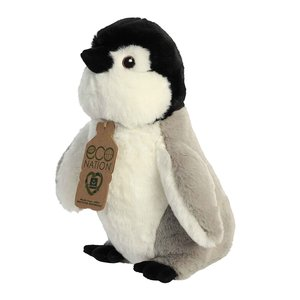 Aurora Toy | Eco Plush Animal | Penguin