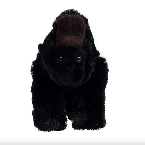 Aurora Toy | Eco Plush Animal | Silverback Gorilla
