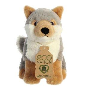 Aurora Toy | Eco Plush Animal | Wolf