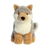 Aurora Toy   Eco Plush Animal   Wolf