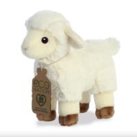 Aurora Toy   Eco Plush Animal   Lamb