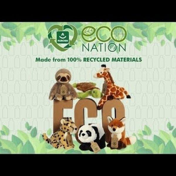 Aurora Toy | Eco Plush Animal | Cow