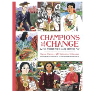 Gibbs Smith Book | Champions of Change
