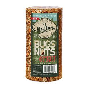 Mr. Bird Bird Seed Cylinder | Bugs Nuts & Fruit | Small