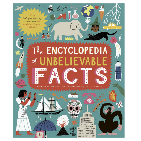 Quarto USA Book | The Encyclopedia of Unbelievable Facts