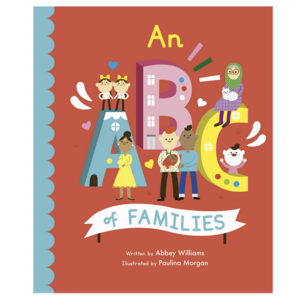 Quarto USA Board Book | An ABC of Families