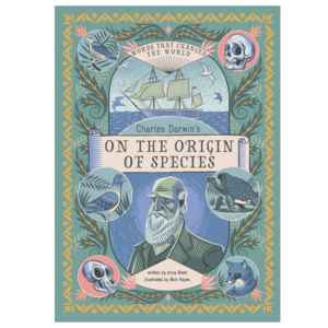 Chronicle Books Book | Charles Darwin's On the Origin of Species