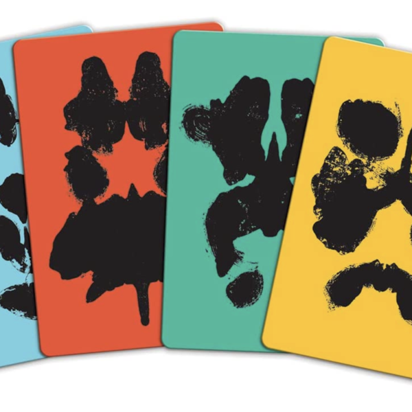 Chronicle Books Game   Card Set   Blots