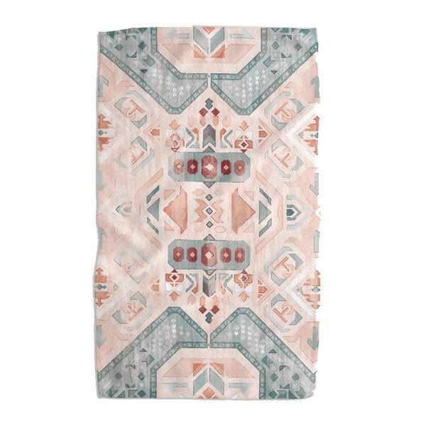 Geometry House Tea Towel | Microfiber | Enter
