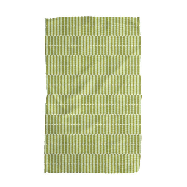 Geometry House Tea Towel | Microfiber | Rideaux Vert