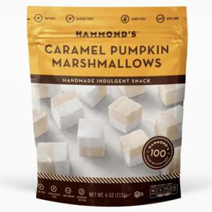 Hammond's Marshmallows   Pumpkin Spice