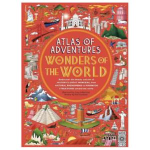 Quarto USA Book | Atlas of Adventures: Wonders of the World
