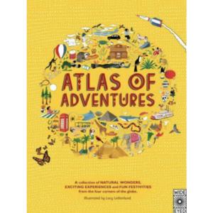 Quarto USA Book | Atlas of Adventures: A Collection