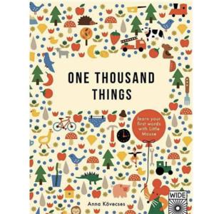 Quarto USA Book | One Thousand Things
