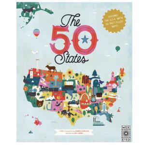 Quarto USA Book | 50 States