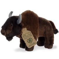 Aurora Toy | Eco Plush Animal | Bison