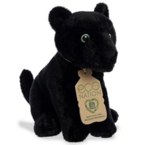 Aurora Toy | Eco Plush Animal | Panther
