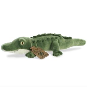 Aurora Toy | Eco Plush Animal | Alligator