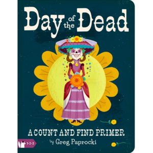 Gibbs Smith Board Book | Day of the Dead