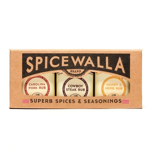 Spicewalla Spices   3-Pack   Grill & Roast