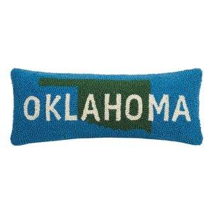 Peking Handicraft Pillow | Hook Lumbar | Oklahoma