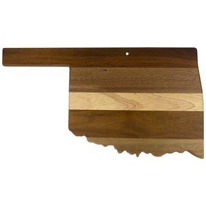 Totally Bamboo Serving Board | Shiplap | Oklahoma