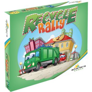 Adventerra Games Game | Recycle Rally