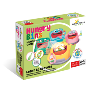 Adventerra Games Game | Hungry Bins